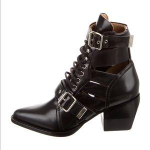 Chloe black boot - 9